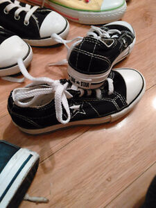 Converse Shoe Sale Kids & Adults Like New $25 or Less London Ontario image 9