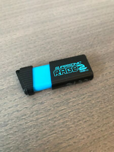 128GB Supersonic Rage Patriot USB 3.0 Flash