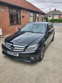 Mercedes c220d amg sport