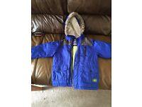 Boys Next coat age 5-6
