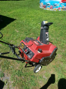 toro 6.5hp snowblower