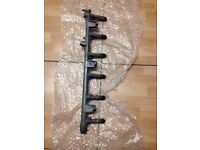 Lexus is200 6x fuel injectors complete + rail 99-05 breaking spares is 200 £7 posted