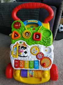 Vtech baby walker - very good condition