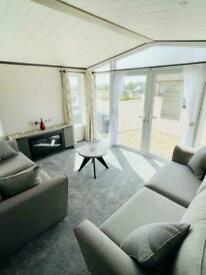 Stunning Single Lodge Now Available At Bunn Leisure In Selsey