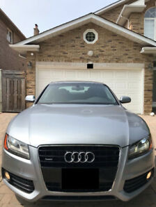 2010 Audi A5 Coupe S Line ONLY 100km + Safety Certificate + AWD