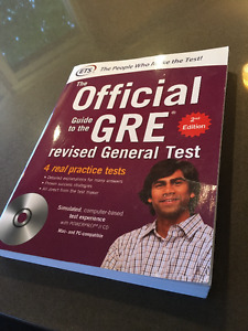 ETS Official Guide to the GRE