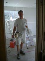 Entrepreneur Peintre,plâtrier peinture tireur de joint Martin