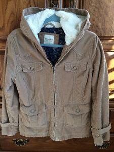 Sonoma Corduroy Jacket Size S