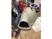 Dog igloo