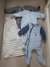Cosy Sleepy Suits