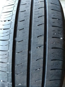 Two tires 205/60R16 all season