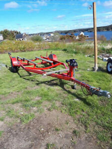 20 Ft. Fourwinds Boat Trailer