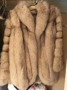 Fur coat silver fox Oakville / Halton Region Toronto (GTA) image 1