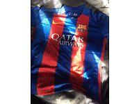 FC BARCELONA 2016-17 Football Jersey