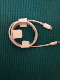 Genuine Apple C Charge cable 2mtr