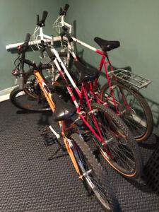 Bicyclettes de montagne
