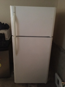 Barely used Kenmore fridge - must go!