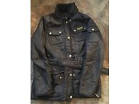 Barbour quilted jacket