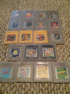 GB, GBC, GBA, DS, 3DS Games