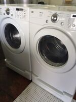 LG TROMMb Laveuse Secheuse Frontale Frontload Washer Dryer