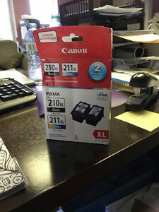 Canon Toners 210xl and 211xl pixma