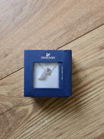 Svarovski necklace with pendant