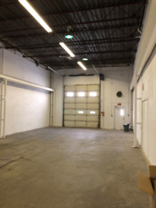 2688 sq ft South Central Industrial Warehouse bay for Lease