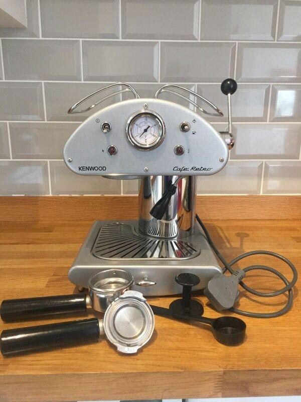 Kenwood Cafe Retro Vintage Coffee Espresso Machine   in Harrogate ...
