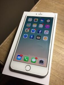 Great shape Apple iPhone 6 Plus 16 gb Bell $475