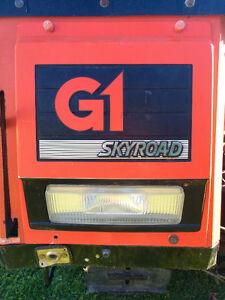 Kubota Skyroad G1 Diesel Regina Regina Area image 10