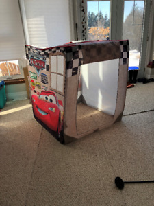 Cars Playhut Toddler Garage
