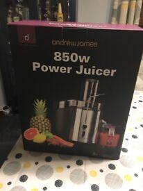 Andrew James 850w Power Juicer
