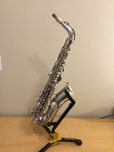 Conn New Wonder Chu Berry Alto Sax