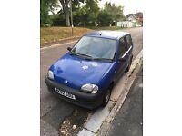 Fiat seicento 2002 82k