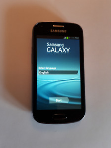 Cell Samsung Galaxy ace 2 GT-S 7560 M