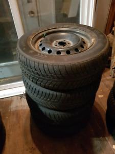 EVERGREEN winter tire