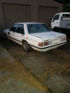 Ford falcon Fairmont giha for project