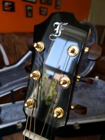 Furch om 23 cr acoustic guitar