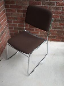 Stacking Chairs - Qty 10