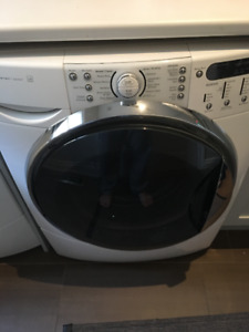 kenmore 400 washer. front load washer/dryer -kenmore elite kenmore 400 washer