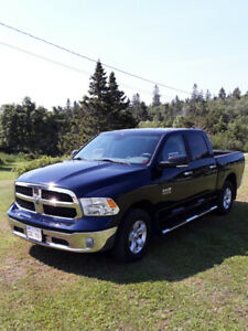 2014 RAM 4WD PICKUP **REDUCED**