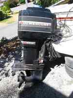 150 HP Mercury Outboard
