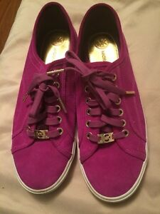 Good Condition Suede Michael Kors sneakers