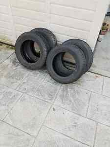 Like New Condition GOODRICH Winter Tires 185/65/15 Only $350.00