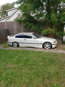 1994 BMW 325is as is.