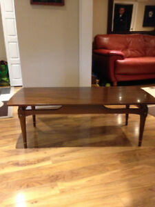 Vintage/Retro Coffee table and matching end tables