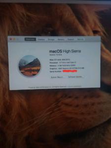"iMac (27"" mid 2011) 1TB HD 2.7GHz Quad-Core Intel Core i5"