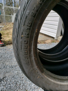 Drift tires 235- 50 r18