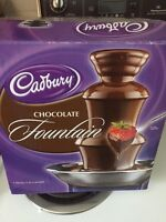 Brand New Cadbury Chocolate Fountain