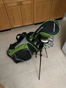 Youth Golf Clubs - Left